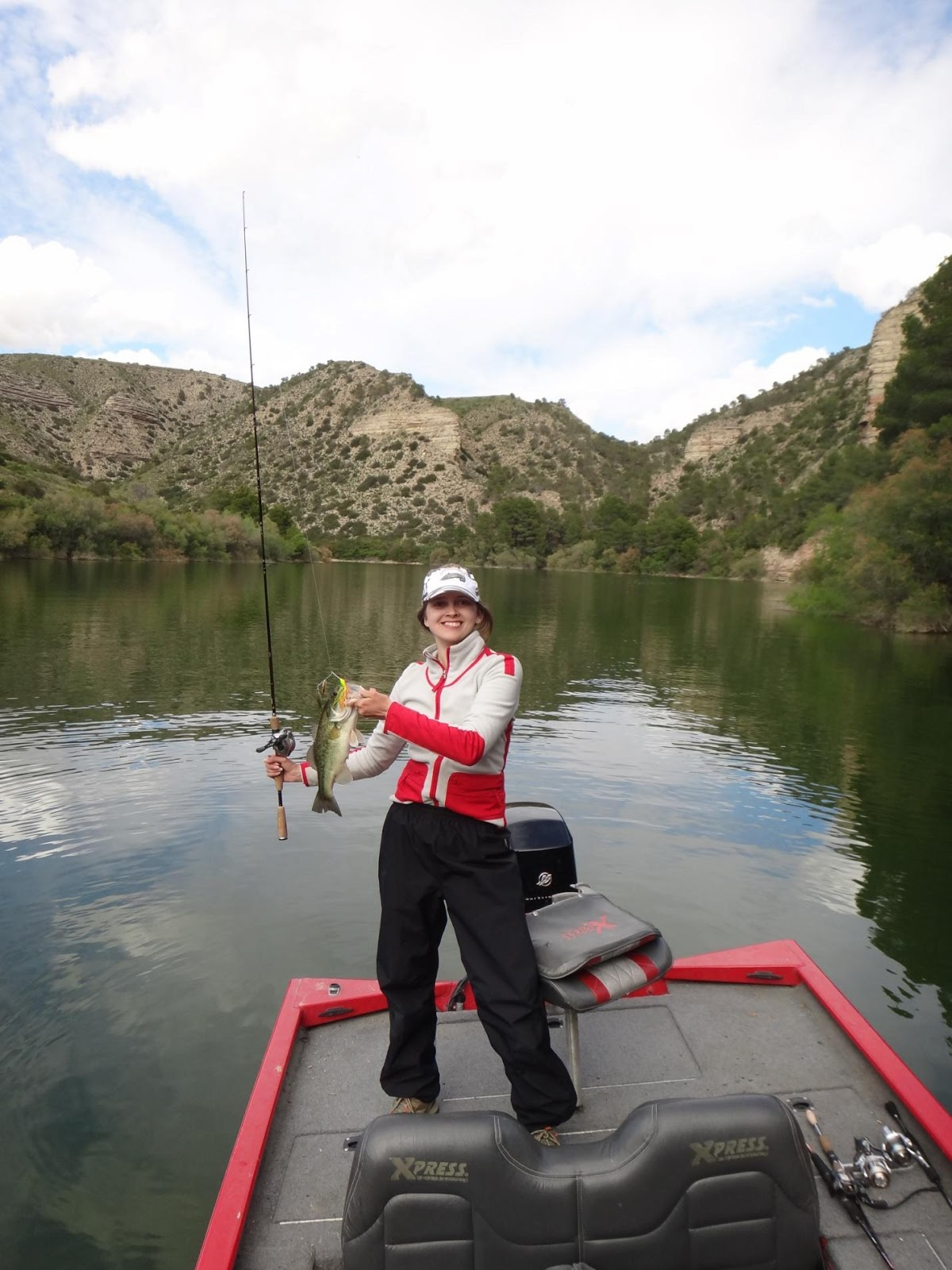 рыбалка в мекиненса
