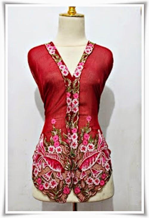 Foto Model Baju Kebaya Nyonya Murah