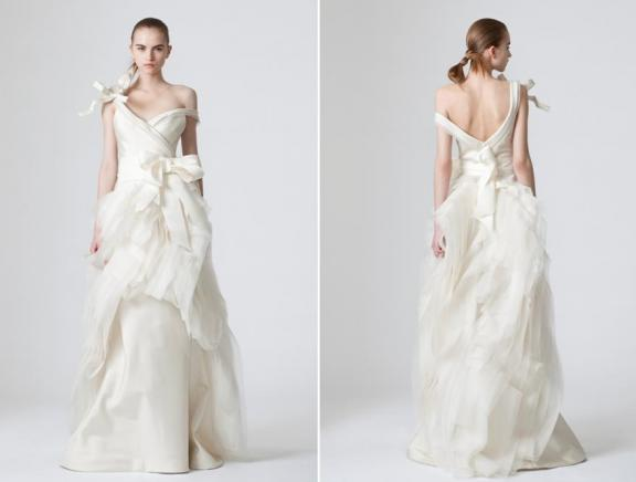 Vera Wang Wedding Dresses Ivory ~ Wedding Dresses and Hairstyles