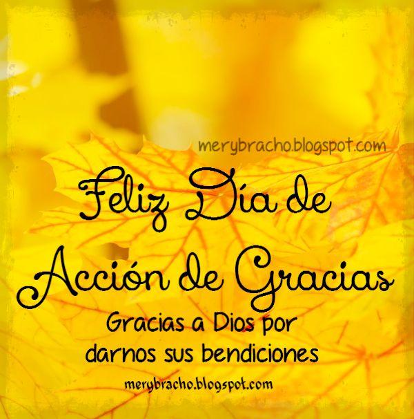 Frases bonitas de feliz día de acción de gracias para amigos, imagen linda, saludos, discurso familiar cena  de gracias