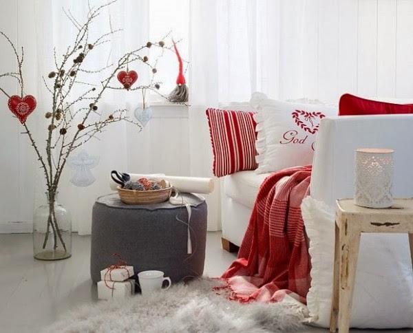 ideas para una decoracin moderna en navidad by