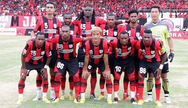 Jadwal Lengkap Persipura di AFC Cup 2014