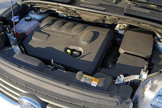 2010 Ford Kuga_Engine