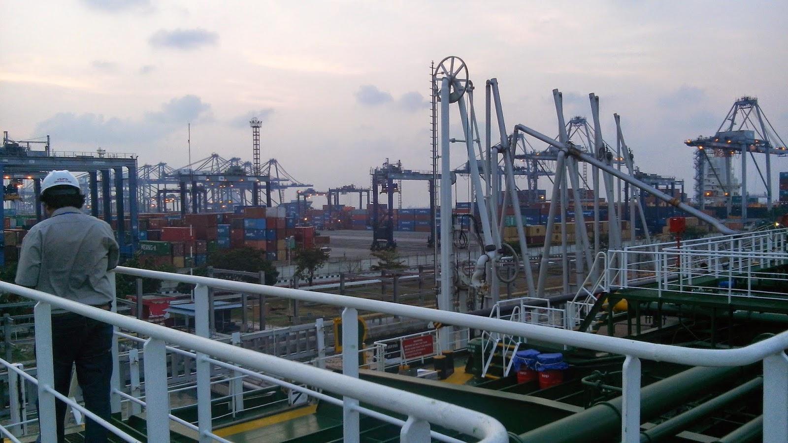 CHECK DAN INSTALASI WOODWARD GOVERNOR TYPE UG-8 KM SUNGAI GERONG, JAKARTA INDONESIA