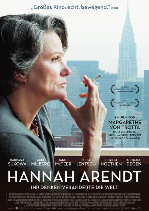Filmtipp Familienfunk Hannah Arendt
