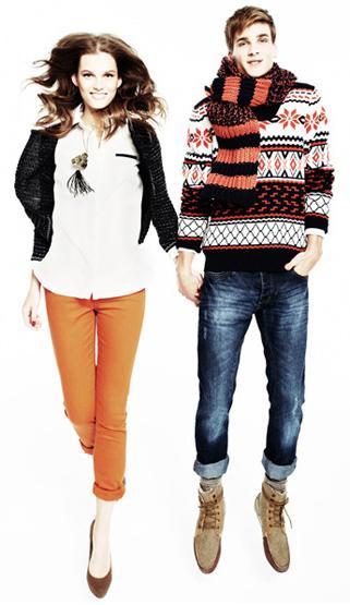 moda otoño invierno 2011 2012