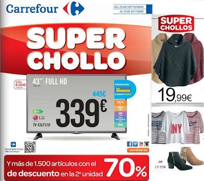 super chollo carrefour oct-2015