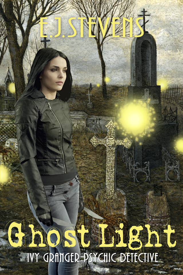 Ghost Light by E. J. Stevens (Ivy Granger #2)