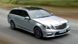 Mercedes Benz Mulai Pasarkan Wagon E63 AMG