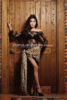 Yumi Model Majalah Popular World, Mei 2013 (Part 2)