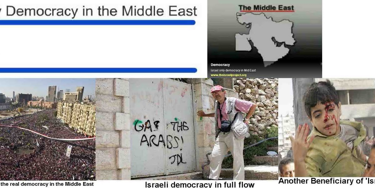 democracy in middle east essay Interesting review essay by gerard russell includes once upon a revolution in its discussionread the whole essay the new york review of books, or below what chance for democracy in the middle east by gerard russell, october 27, 2016 issue from deep state to islamic state: the arab counter-revolution and its jihadi legacy, by jean-pierre filiu, oxford university press, 311 pp, $2495.
