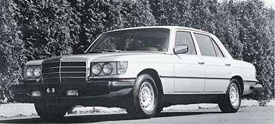Carbeam 1975 1980 mercedes benz 450sel 6 9 old model for Mercedes benz 1980 models