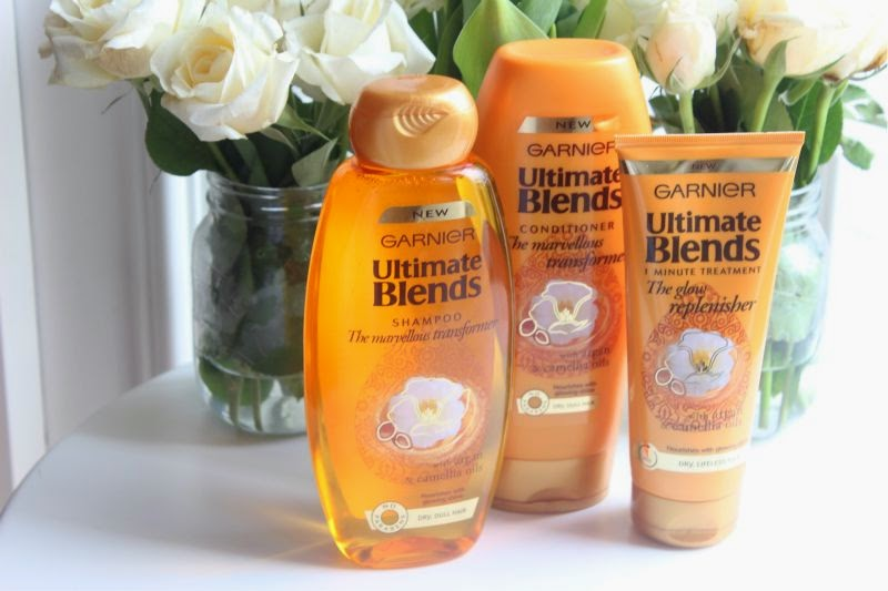 Garnier Ultimate Blends The Marvellous Transformer Collection
