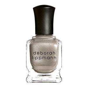 beauty trends, Trend-Filled Thursdays, gold beauty products, makeup, Deborah Lippmann Believe nail polish