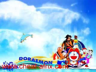 Free Download Games Doraemon