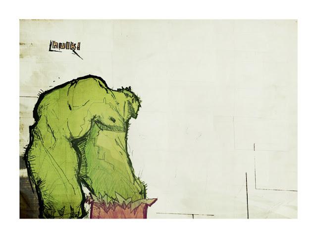 Hulk por DMurdoch