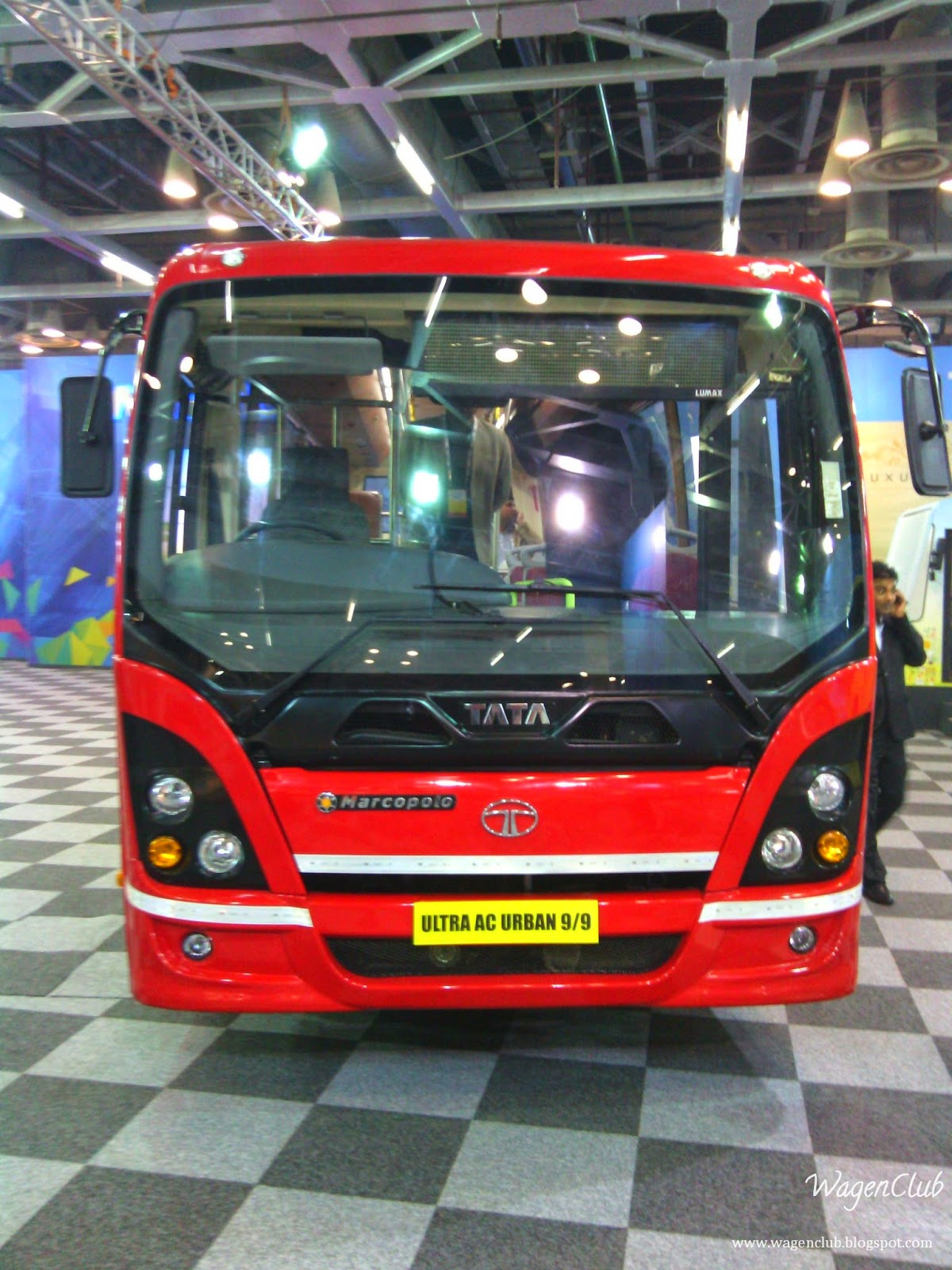 2015 SIAM Bus And Special Vehicles Show, Greater Noida ...