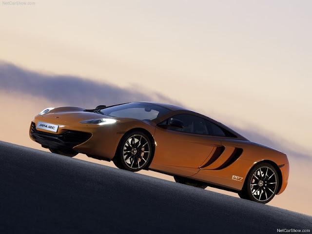 McLaren MP4-12C (2011)