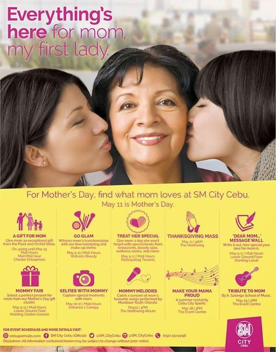 Mothers-Day-May-11-SM-City-Cebu