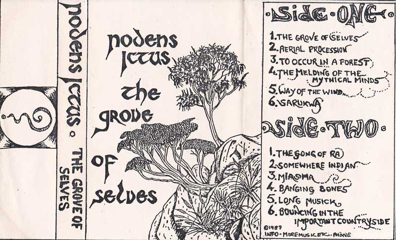 Nodens Ictus The Grove Of Selves