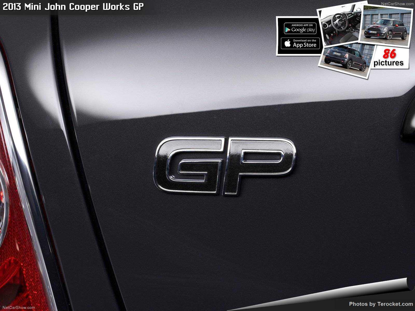 Hình ảnh xe ô tô Mini John Cooper Works GP 2013 & nội ngoại thất