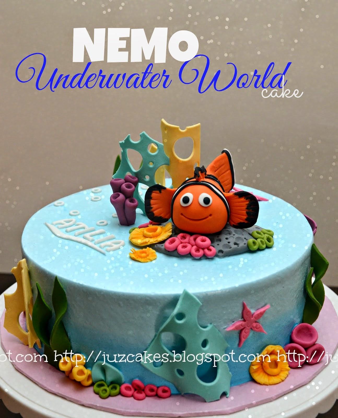 Nemo @ Underwaterworld Theme