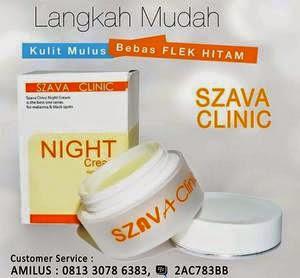 Szava Clinic Night Cream