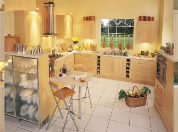 Here S Ann Amazing Collection Of The Most Beautiful Decorations Kitchens That Have Been Carefully Selected To Represent The Splendor Of Yellow In Kitchens