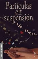 PARTÍCULAS EN SUSPENSIÓN (BOOKTRAILER