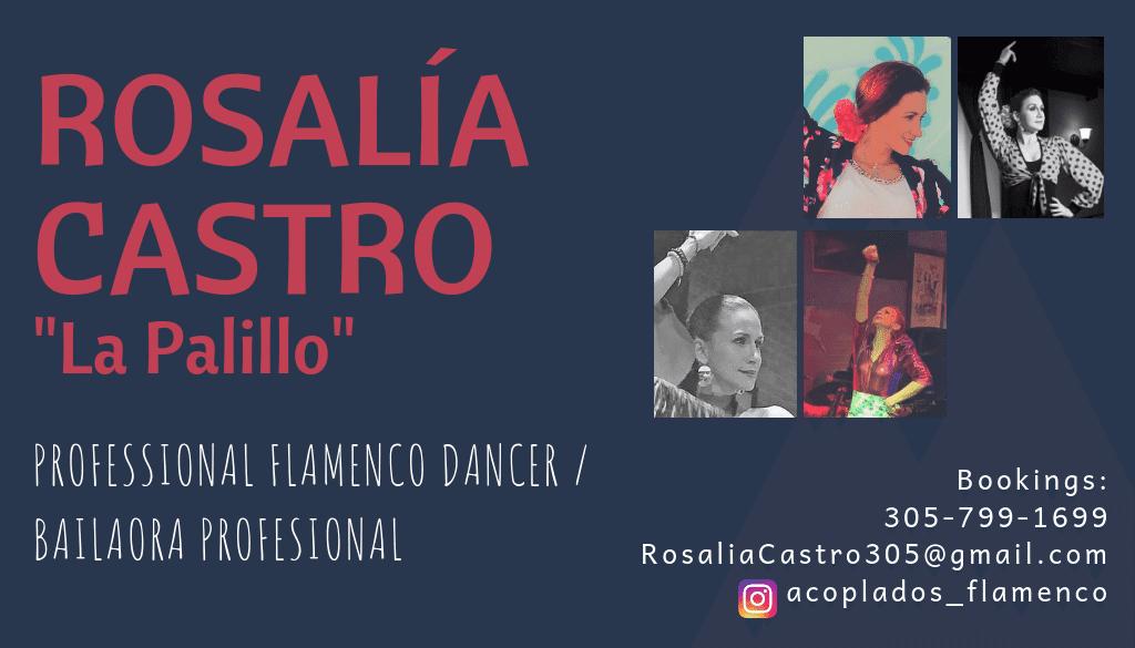 "Rosalía Castro ""La Palillo"""