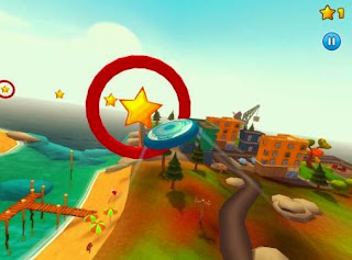 Screenshots of the Frisbee forever 2 for Android tablet, phone.