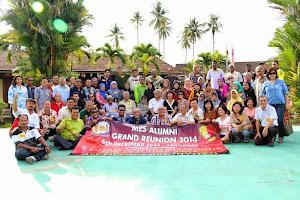 Alumni MES dan CLG III