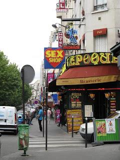 Pigalle Parigi