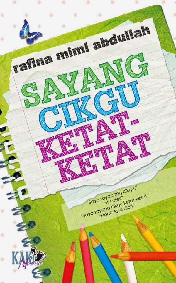 Novel Pertama Julai 2012 :)
