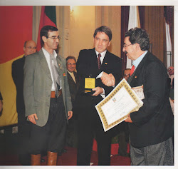 Chiru tropeiro-recebe o titulo de consul honorario do RS -09-2006