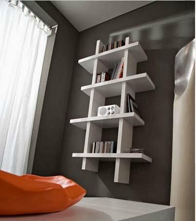 Libreria design componibile