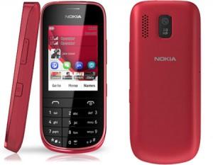 Nokia Asha 202, Dual Sim Harga Murah Banyak Game