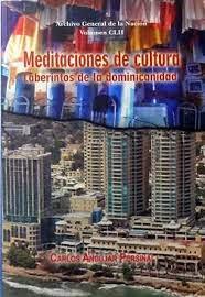 PDF Meditaciones de cultura. Laberintos de la dominicanidad