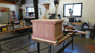 Cedar Chest- Unfinished