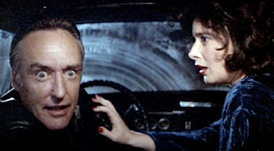 Blue Velvet (1986), Directed by David Lynch, starring Dennis Hopper, Isabella Rossellini