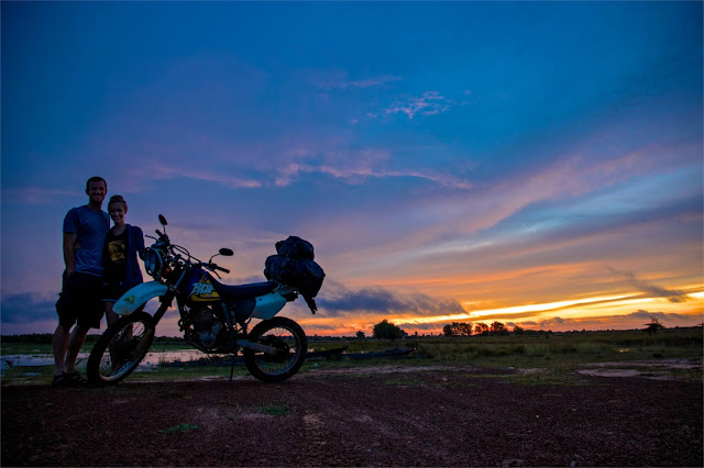 bike ride across cambodia