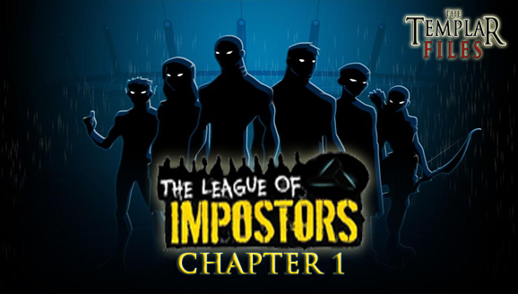 CHAPTER ONE / CAPÍTULO UNO Impostors+Chapters