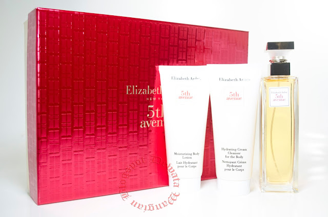 Elizabeth Arden 5th Avenue Perfume Set
