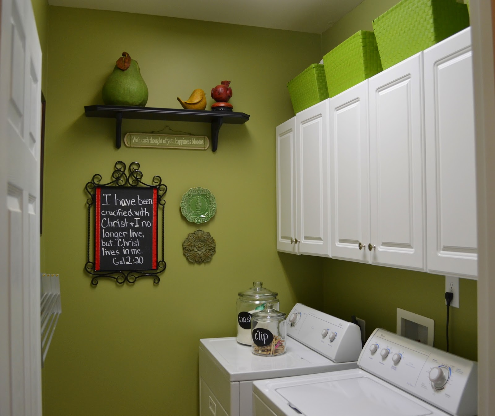 Laundry Room: House Tour - The Laundry Room