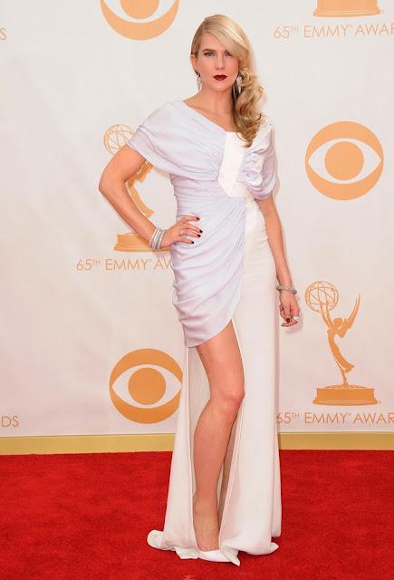 Lily Rabe, de Vionnet Emmy 2013