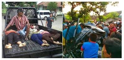 Korban Kecelakaan Maut