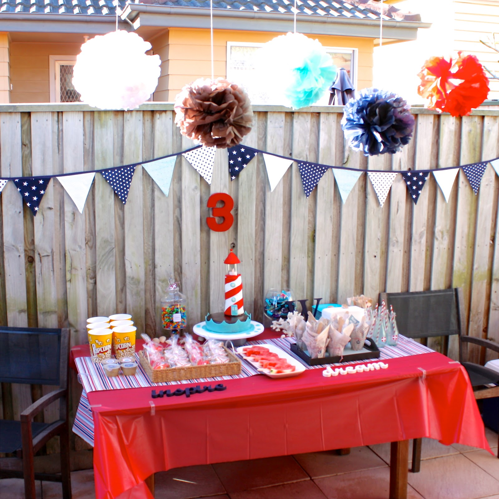 Pin Diy Nautical Baby Shower Decorations Ideas Cake On