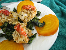 Shrimp_Baked COCONUT Maple Syrup SHRIMP