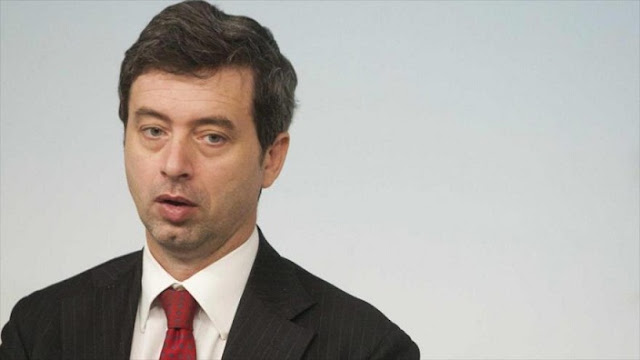 El ministro de Justicia italiano recibe carta con balas de EIIL: Te degollaremos