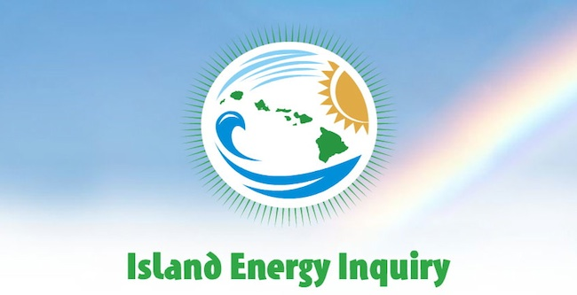 Island Energy Inquiry